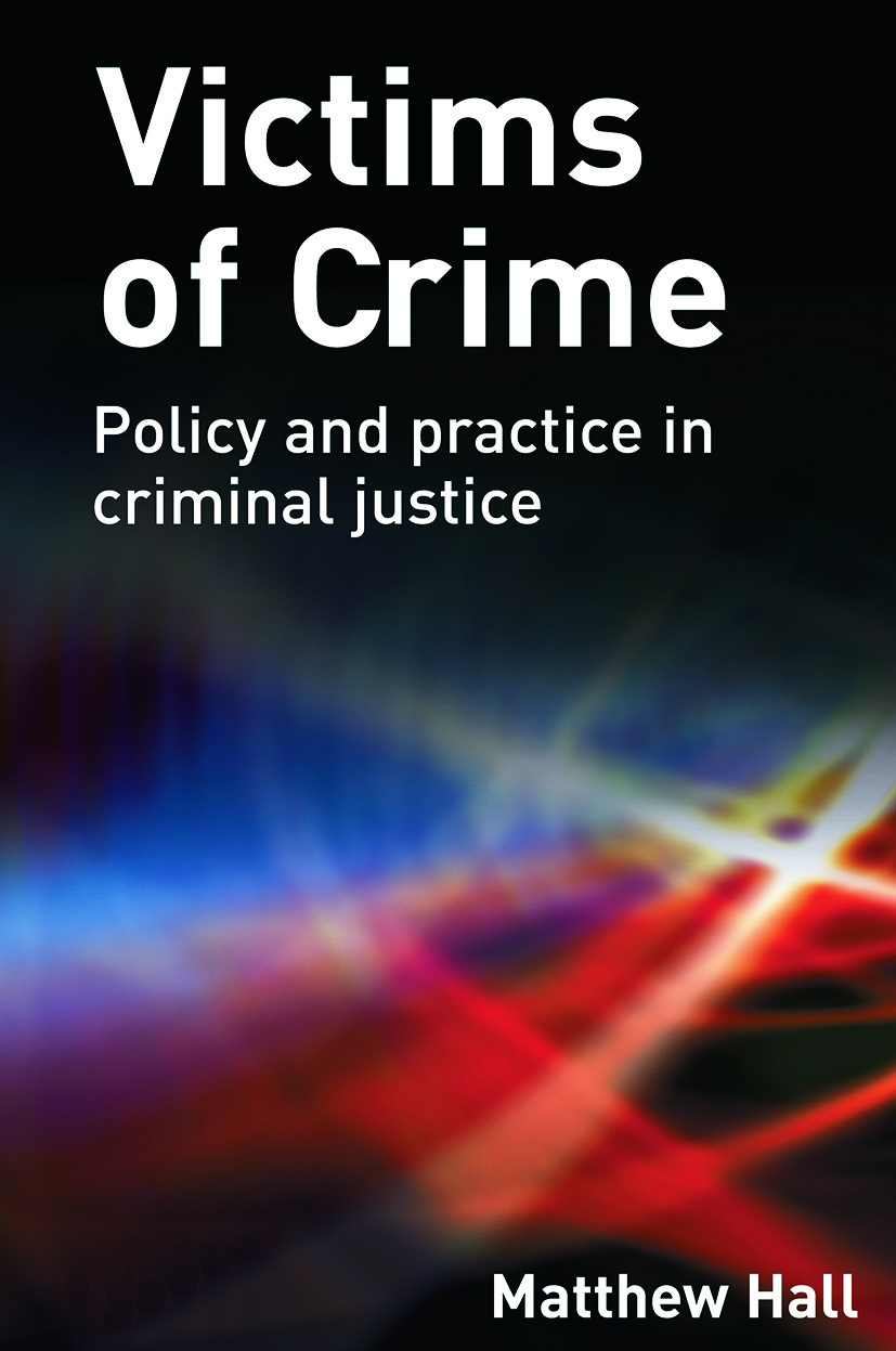 Victims of Crime (Paperback) book cover