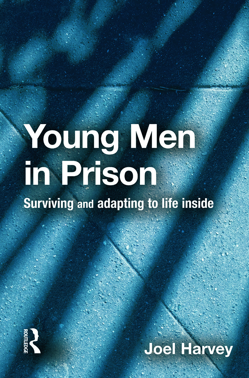 Young Men in Prison: 1st Edition (Paperback) book cover