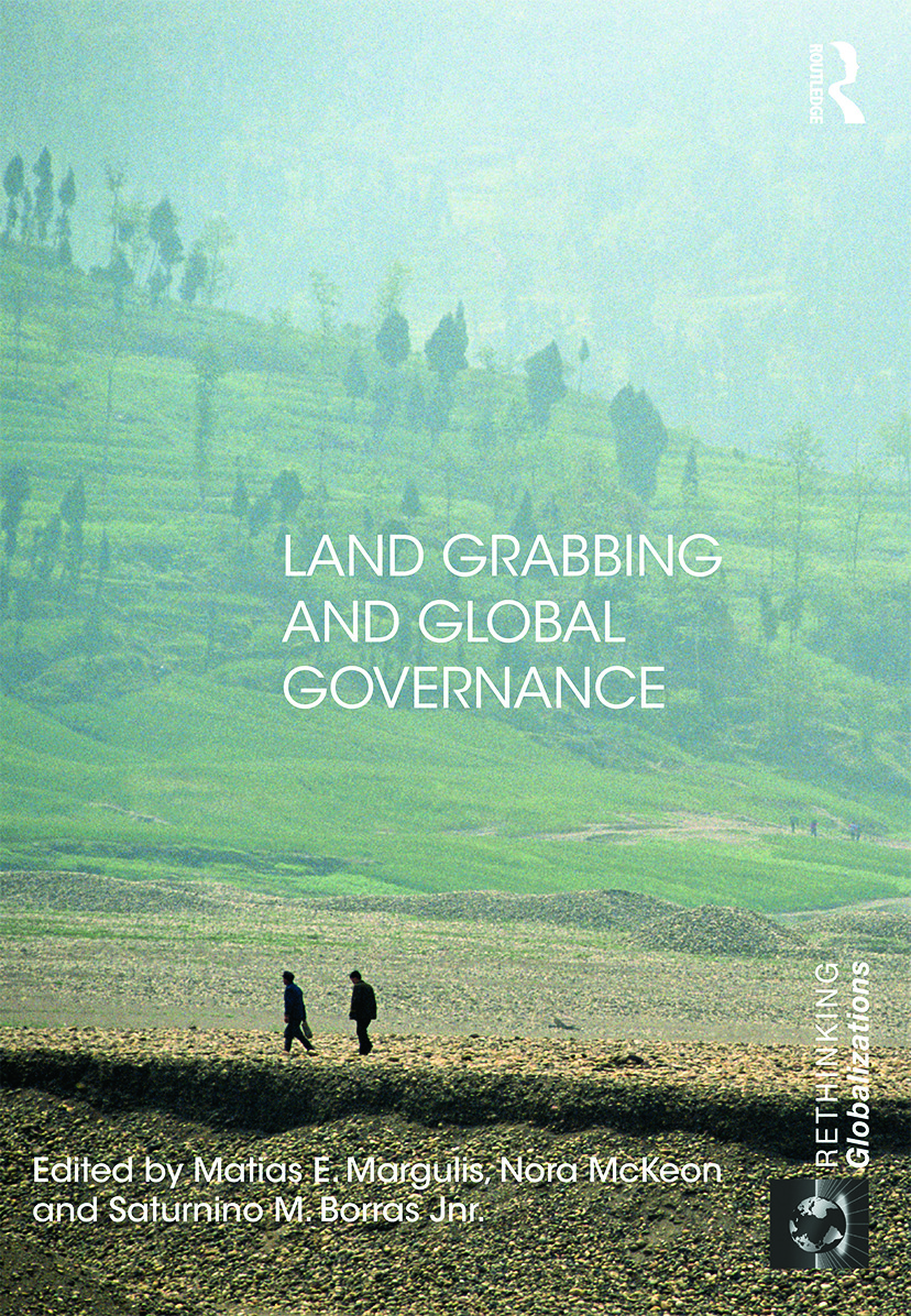 Land Grabbing and Global Governance (Paperback) book cover