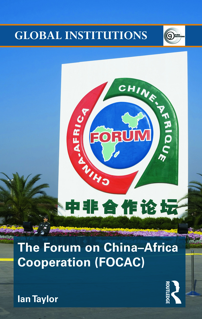The Forum on China- Africa Cooperation (FOCAC) (Paperback) book cover