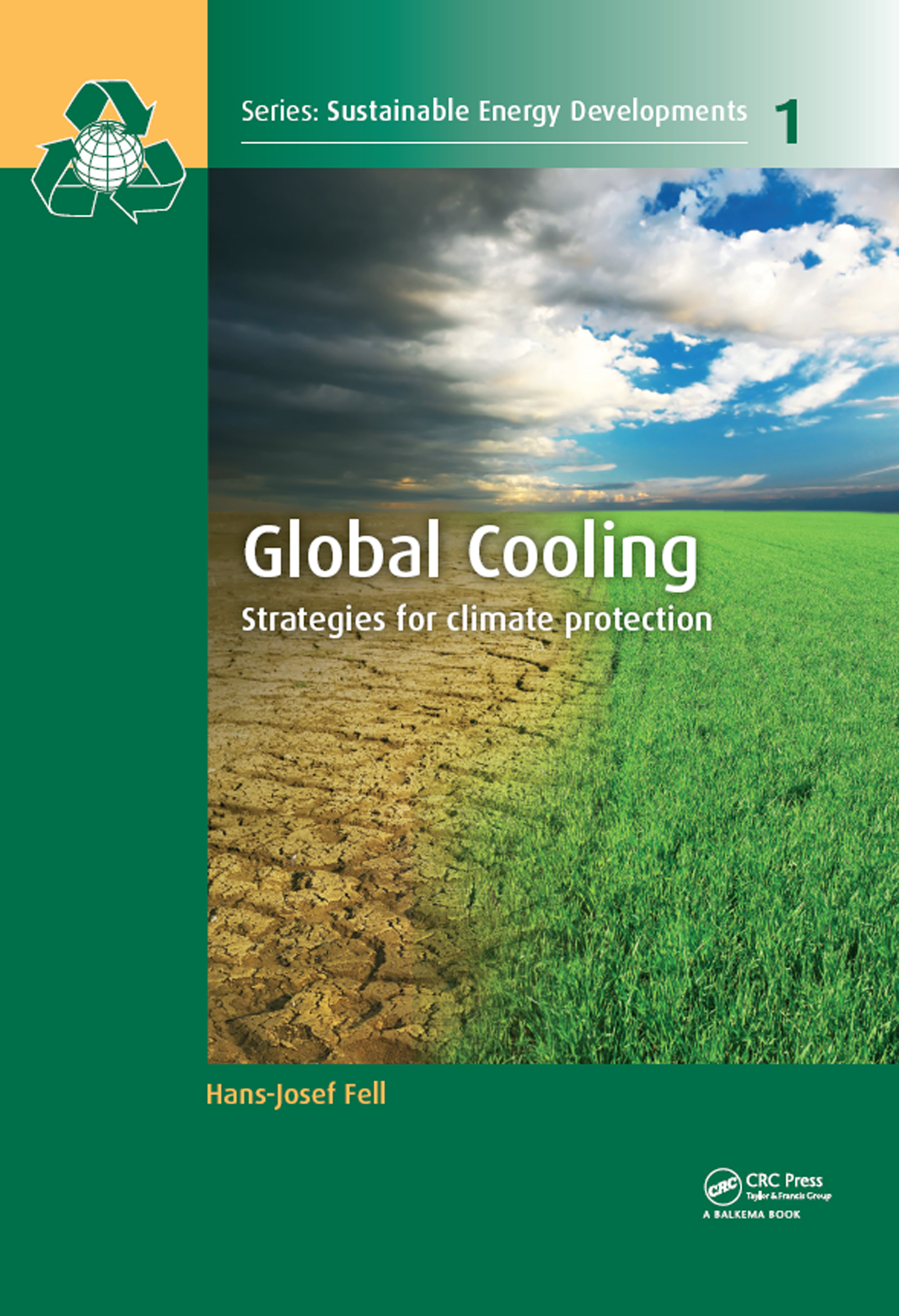 Global Cooling: Strategies for Climate Protection book cover
