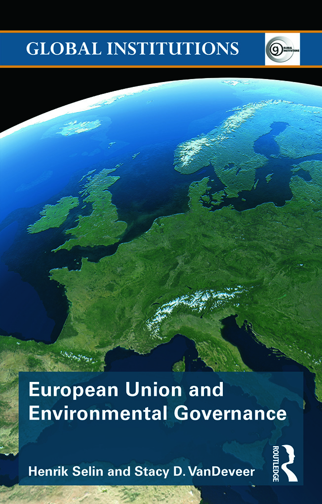 European Union and Environmental Governance (Paperback) book cover