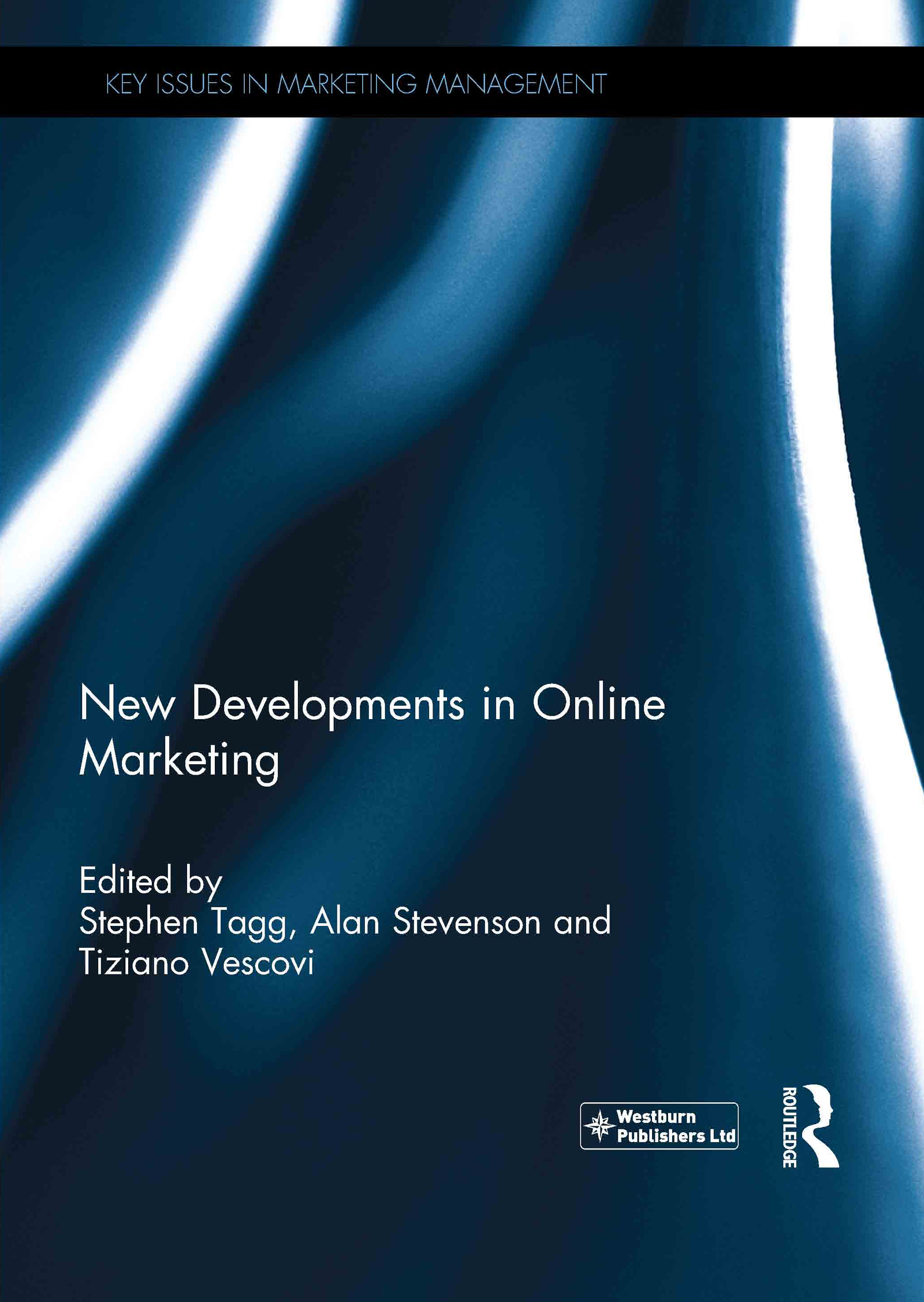 New Developments in Online Marketing (Hardback) book cover