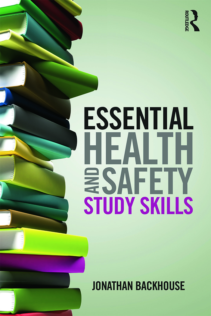 Essential Health and Safety Study Skills book cover