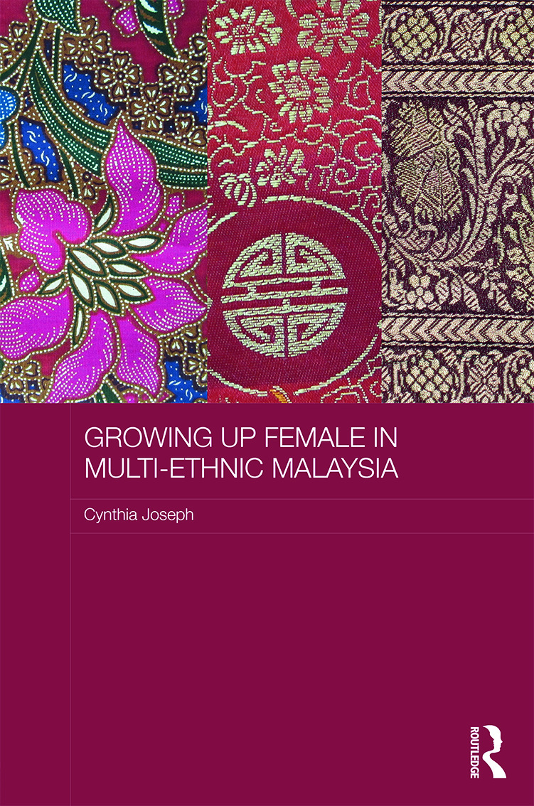Growing up Female in Multi-Ethnic Malaysia book cover
