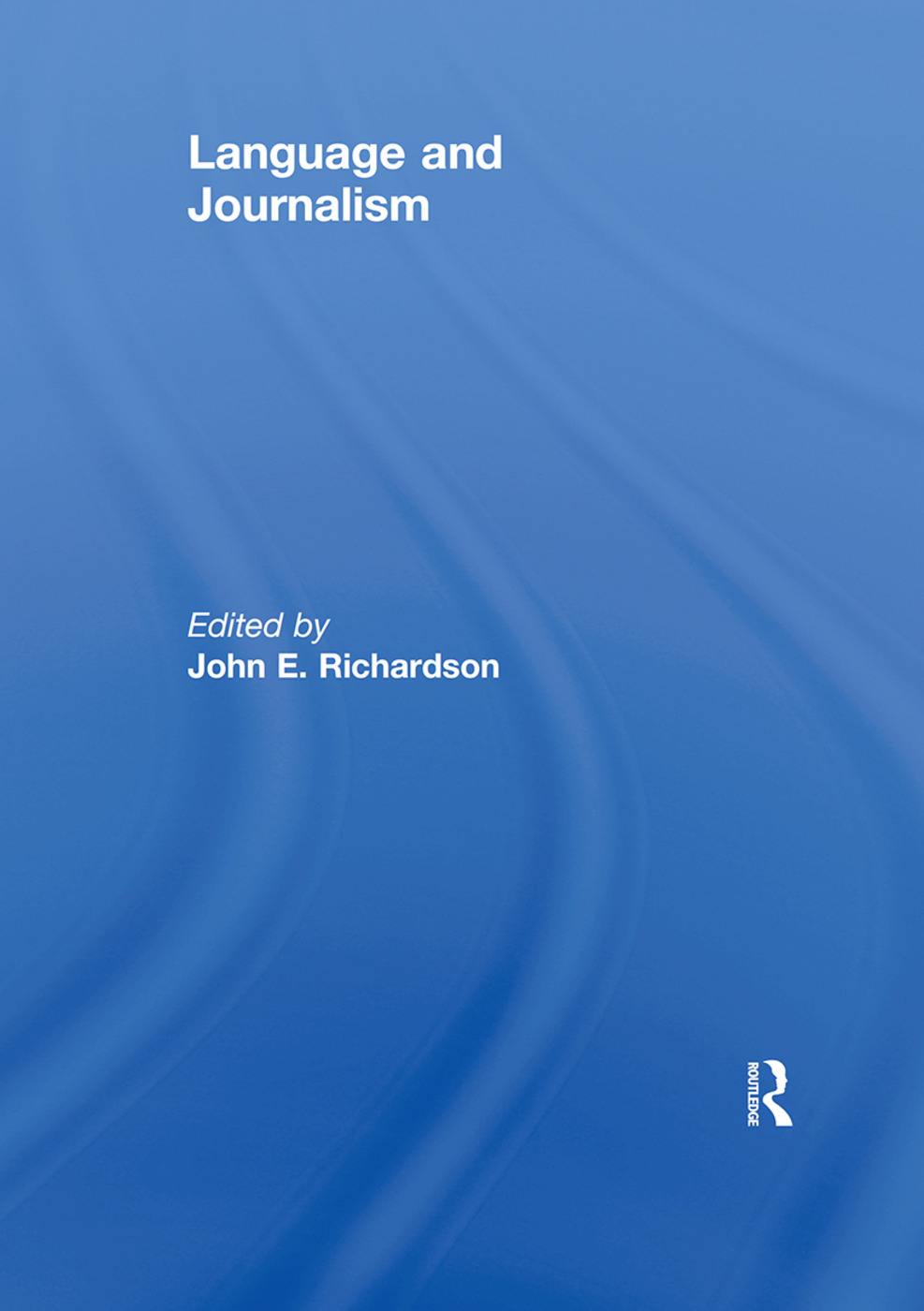 Language and Journalism (Paperback) book cover