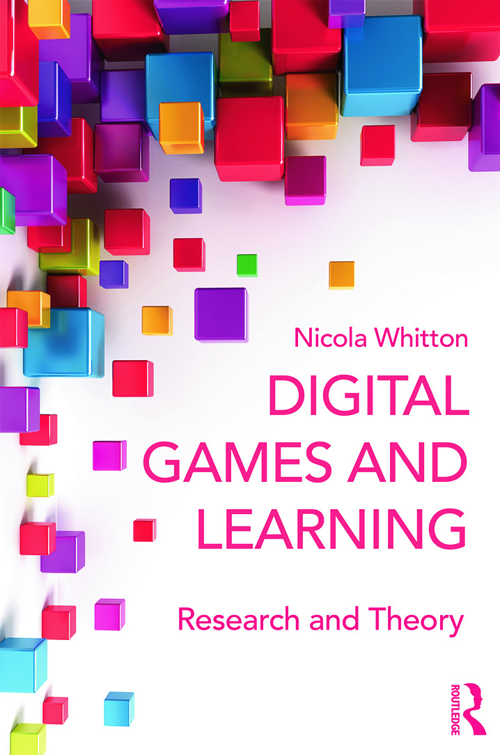 Digital Games and Learning: Research and Theory (Paperback) book cover