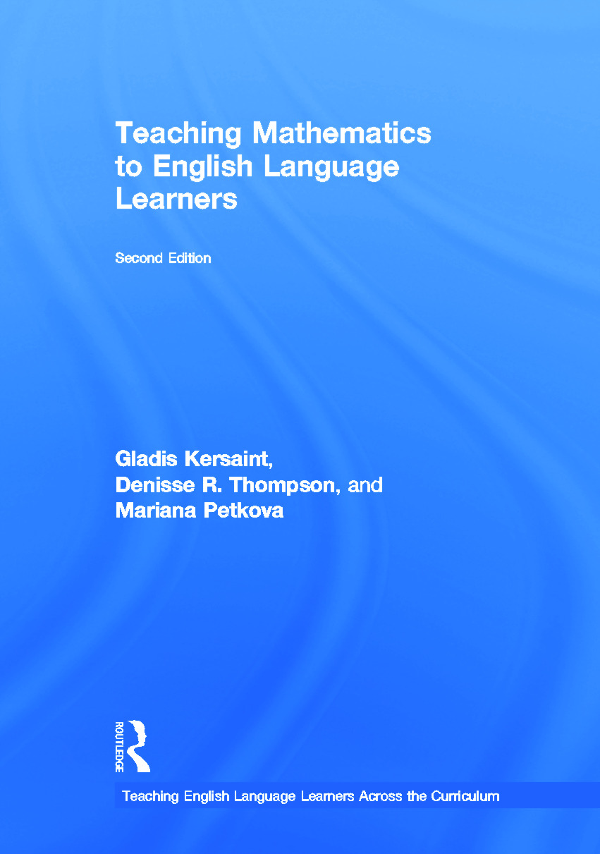 Teaching Mathematics to English Language Learners book cover
