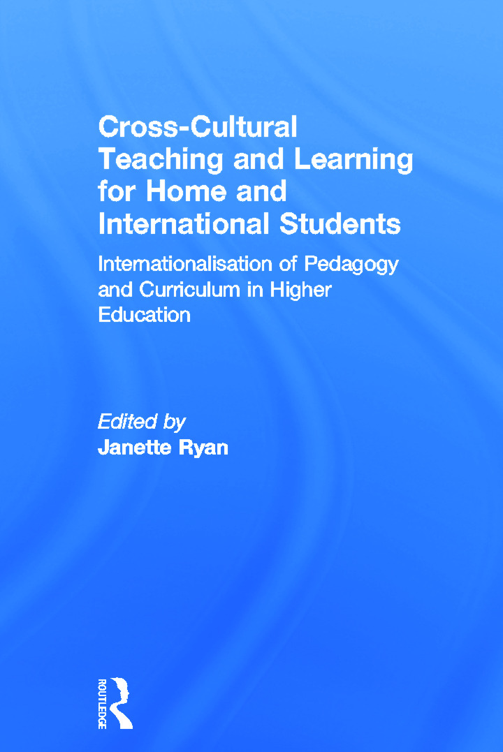 Cross-Cultural Teaching and Learning for Home and International Students