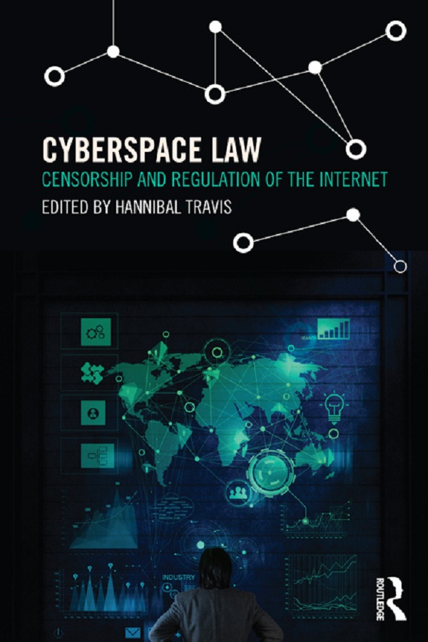Cyberspace Law: Censorship and Regulation of the Internet (Paperback) book cover