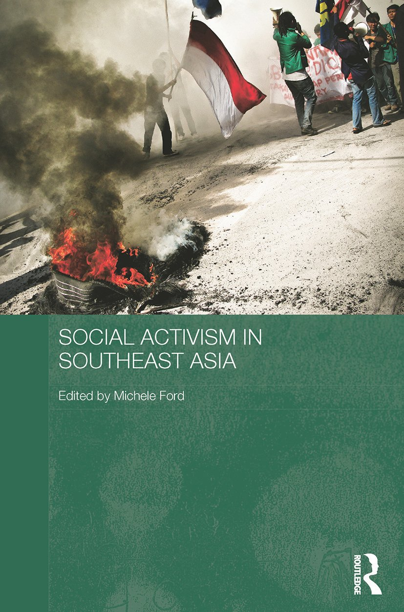 Social Activism in Southeast Asia (Paperback) book cover