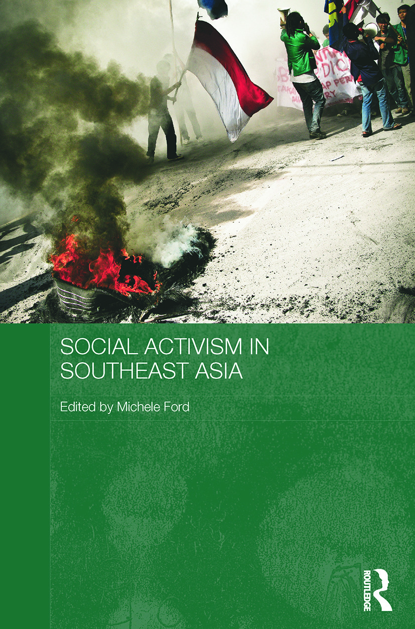 Social Activism in Southeast Asia: 1st Edition (Paperback) book cover