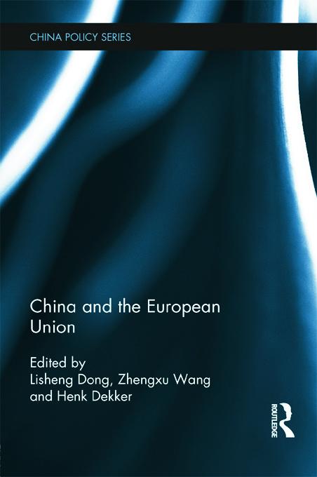 China and the European Union (Hardback) book cover