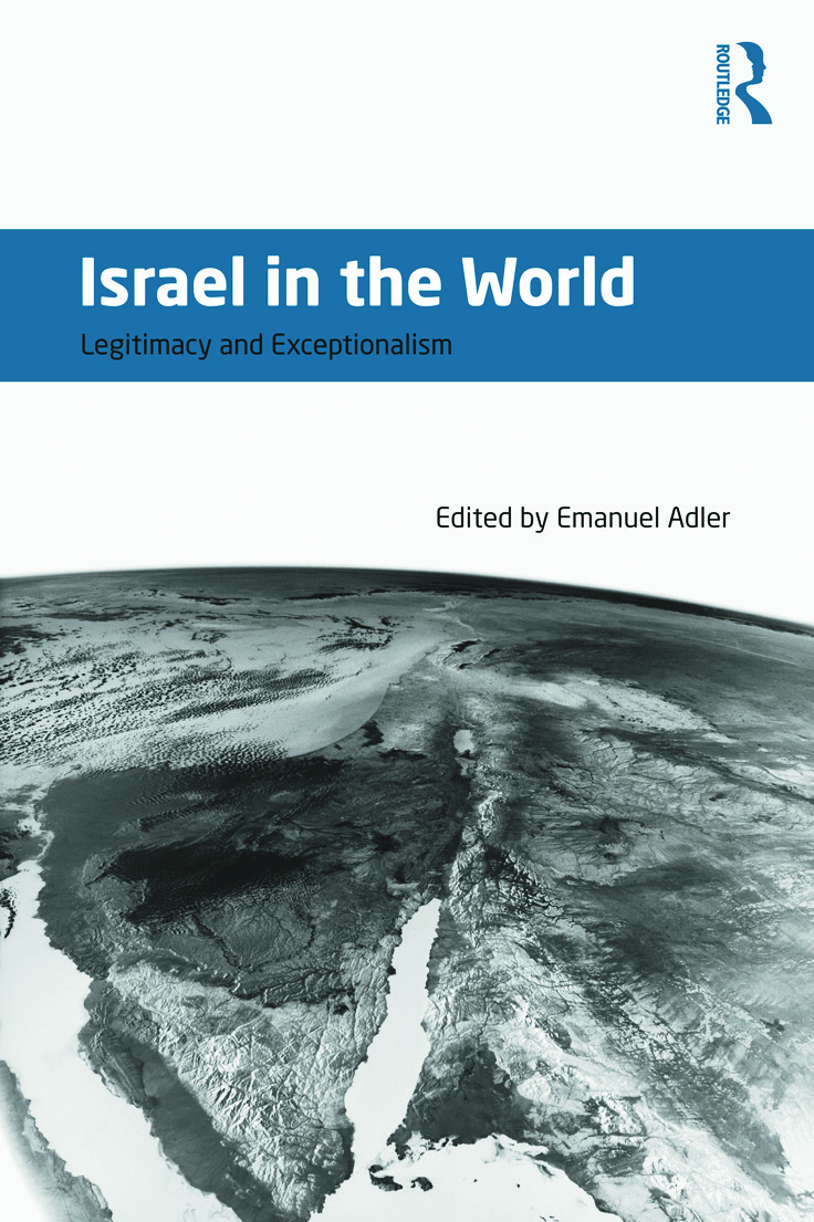 Israel in the World: Legitimacy and Exceptionalism (Paperback) book cover