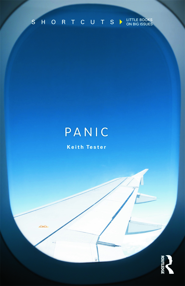 Panic (Paperback) book cover