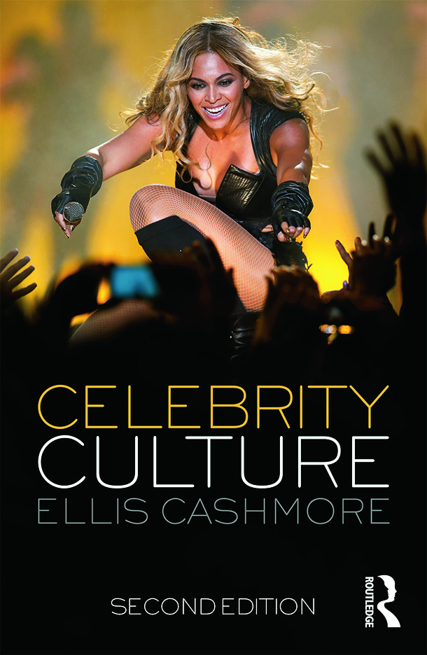 Celebrity Culture: Second Edition, 2nd Edition (Paperback) book cover