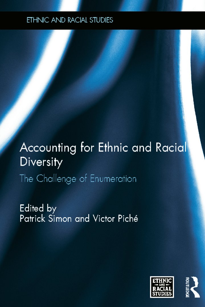 Accounting for Ethnic and Racial Diversity: The Challenge of Enumeration (Hardback) book cover