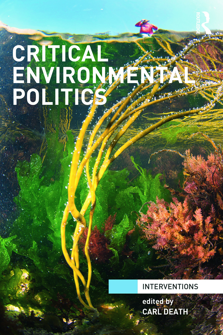 Critical Environmental Politics book cover