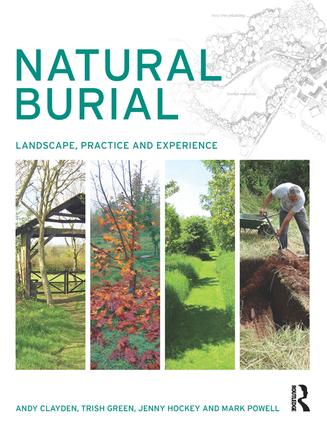 Designing and making the natural burial ground