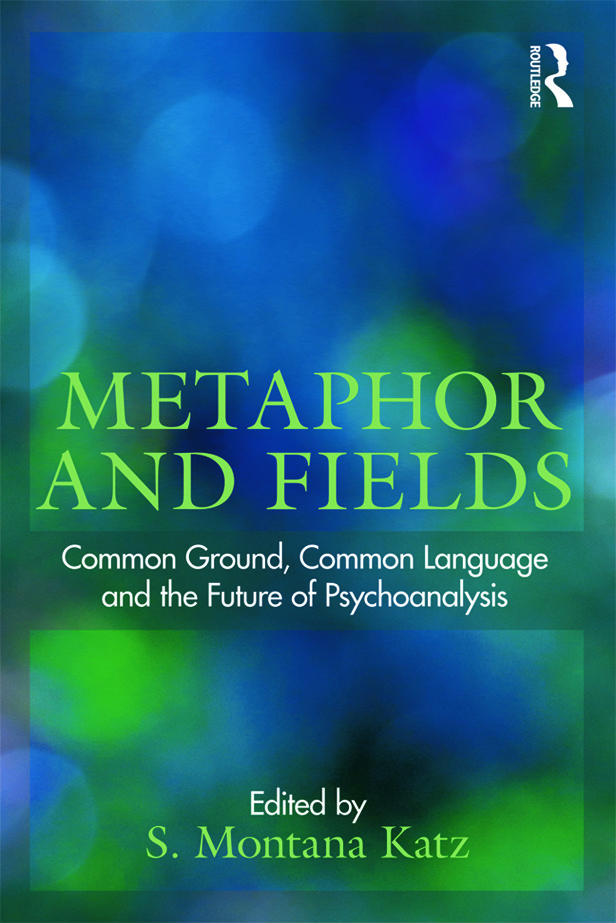 Metaphor and Fields: Common Ground, Common Language, and the Future of Psychoanalysis (Paperback) book cover