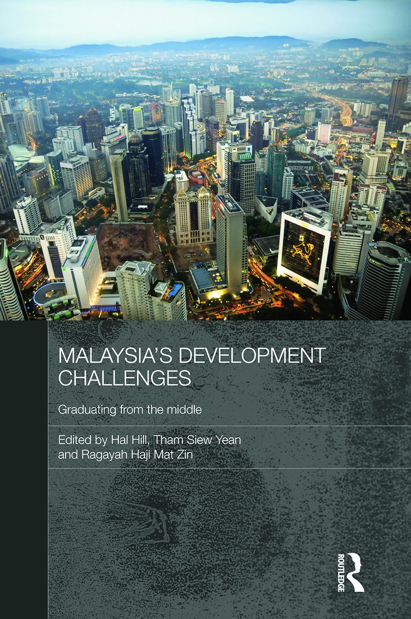 Malaysia's Development Challenges: Graduating from the Middle, 1st Edition (Paperback) book cover
