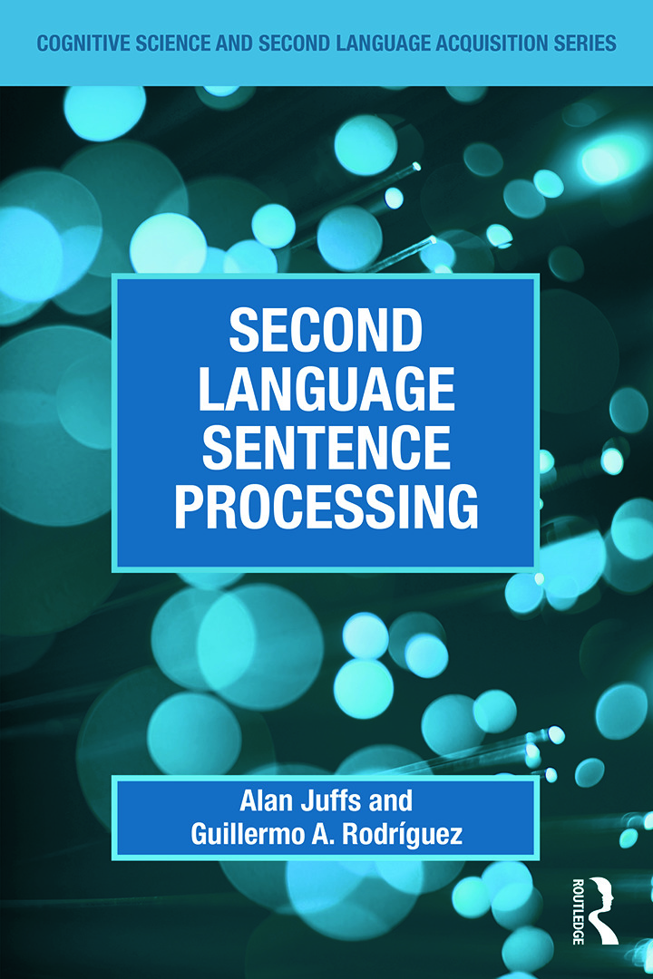 Second Language Sentence Processing (Paperback) book cover