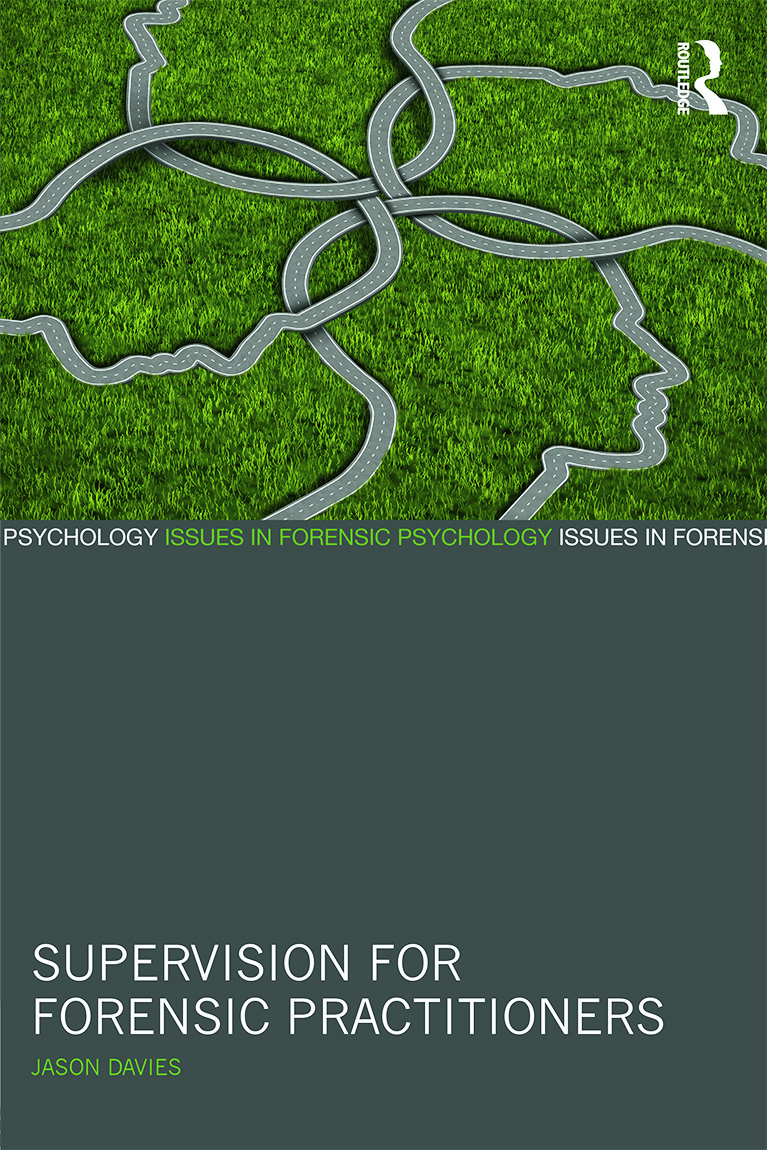 Supervision for Forensic Practitioners (Hardback) book cover