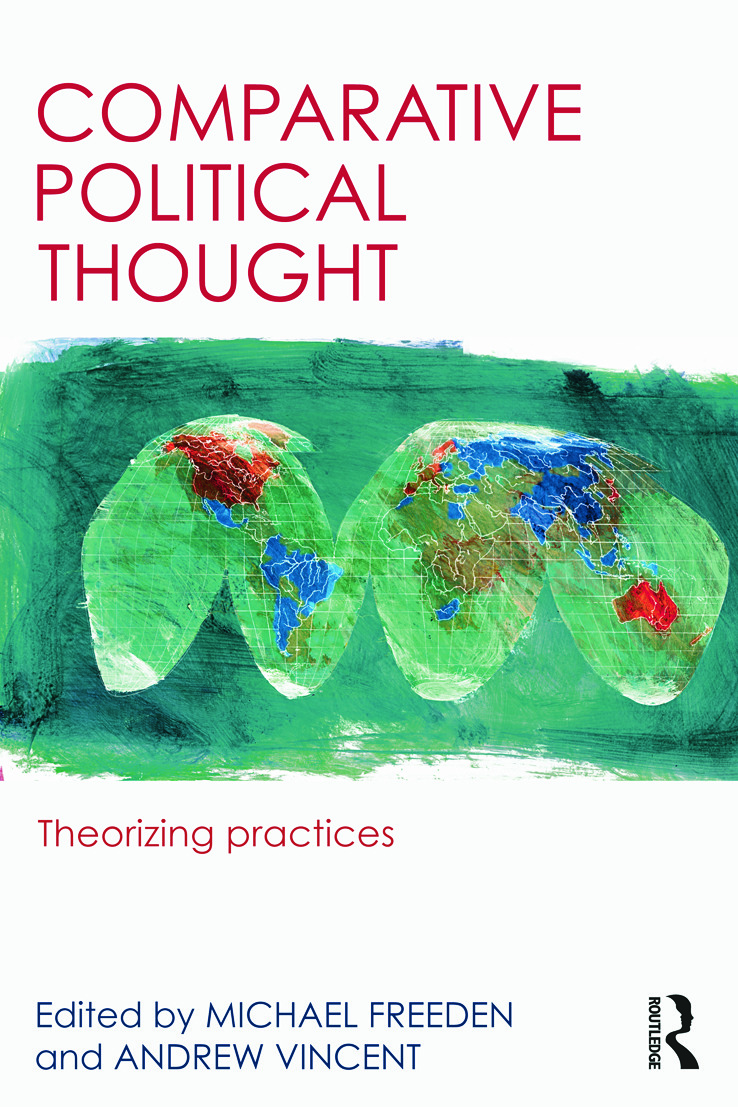 Comparative Political Thought: Theorizing Practices book cover