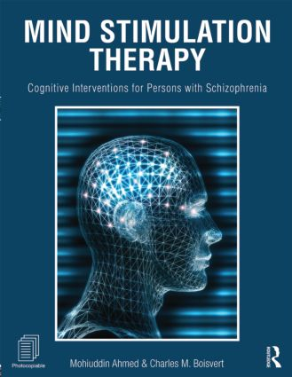 Mind Stimulation Therapy: Cognitive Interventions for Persons with Schizophrenia (Paperback) book cover