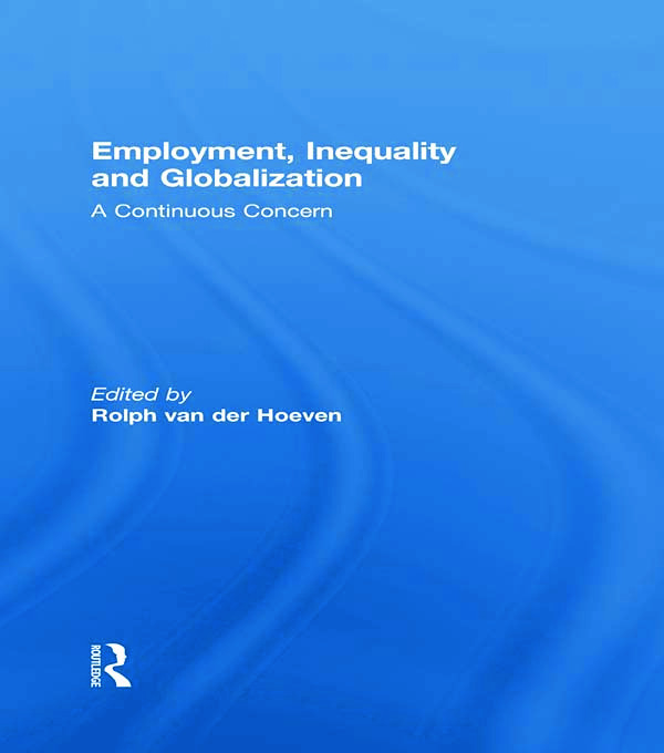 Employment, Inequality and Globalization
