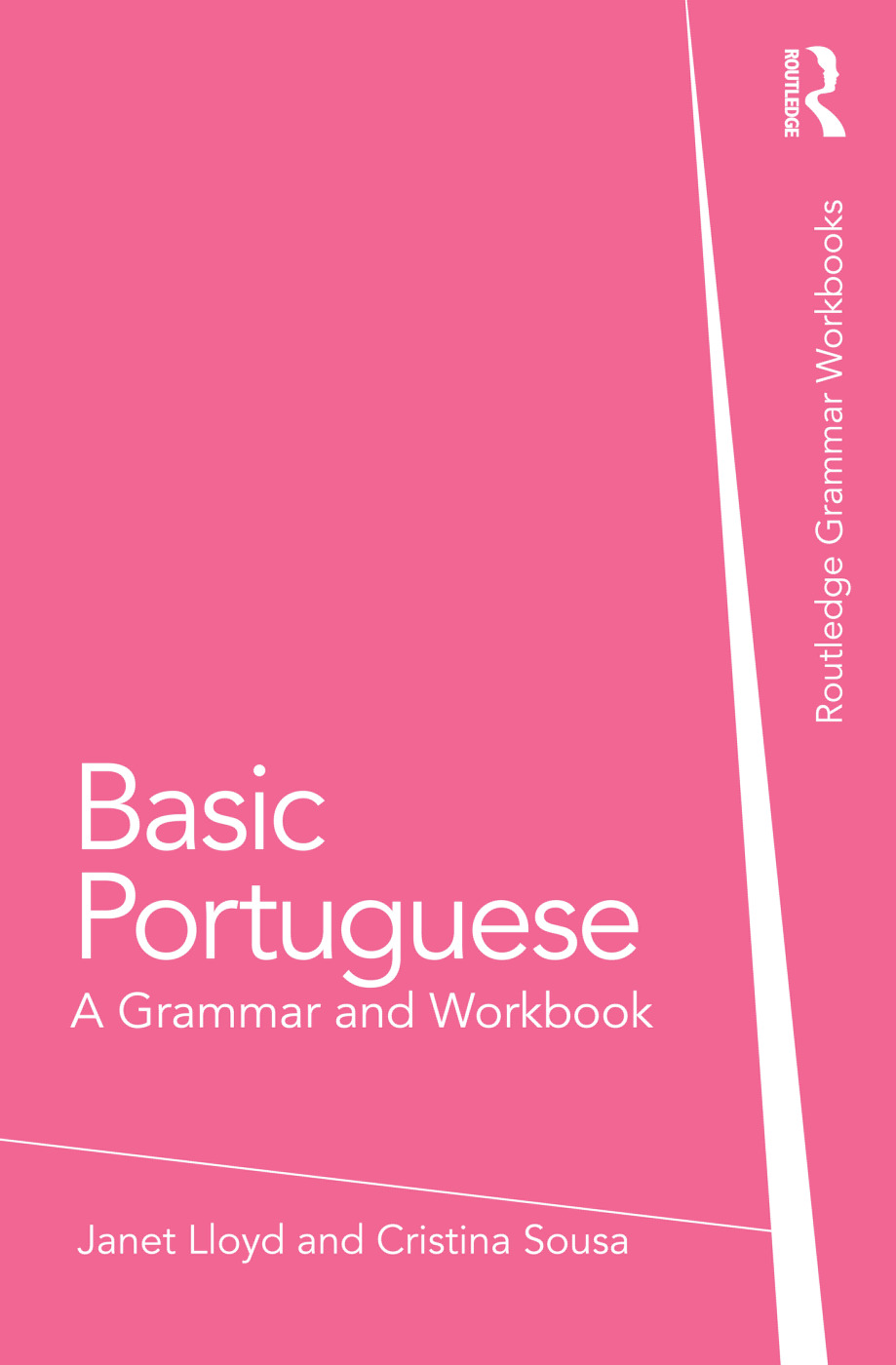 Basic Portuguese: A Grammar and Workbook, 1st Edition (Paperback) book cover