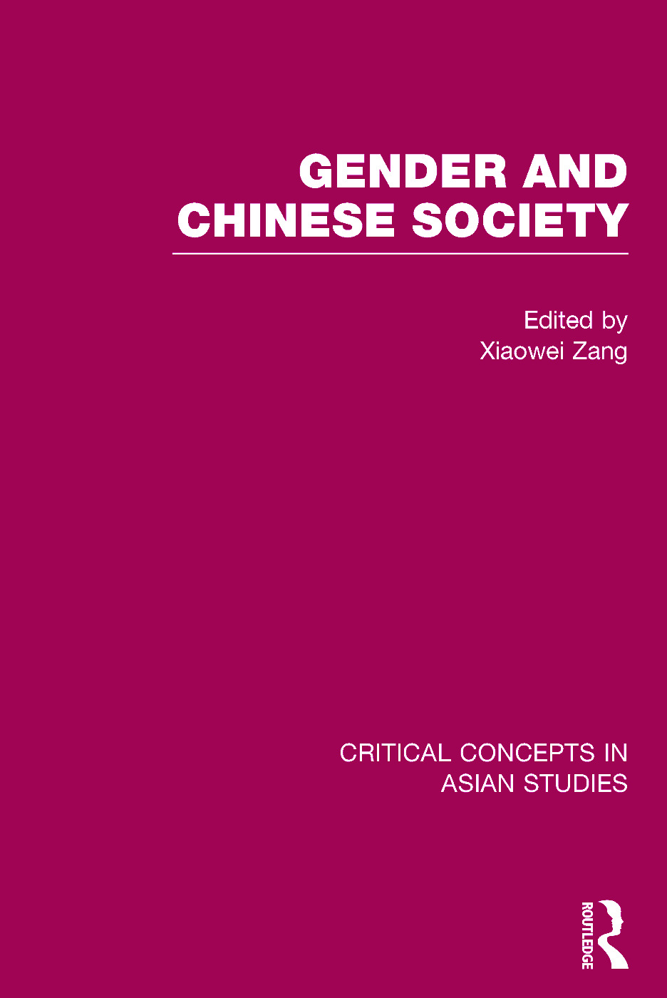 Gender and Chinese Society book cover