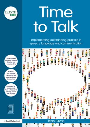 Time to Talk: Implementing outstanding practice in speech, language and communication (Paperback) book cover