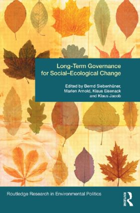 Long-Term Governance for Social-Ecological Change: 1st Edition (Hardback) book cover