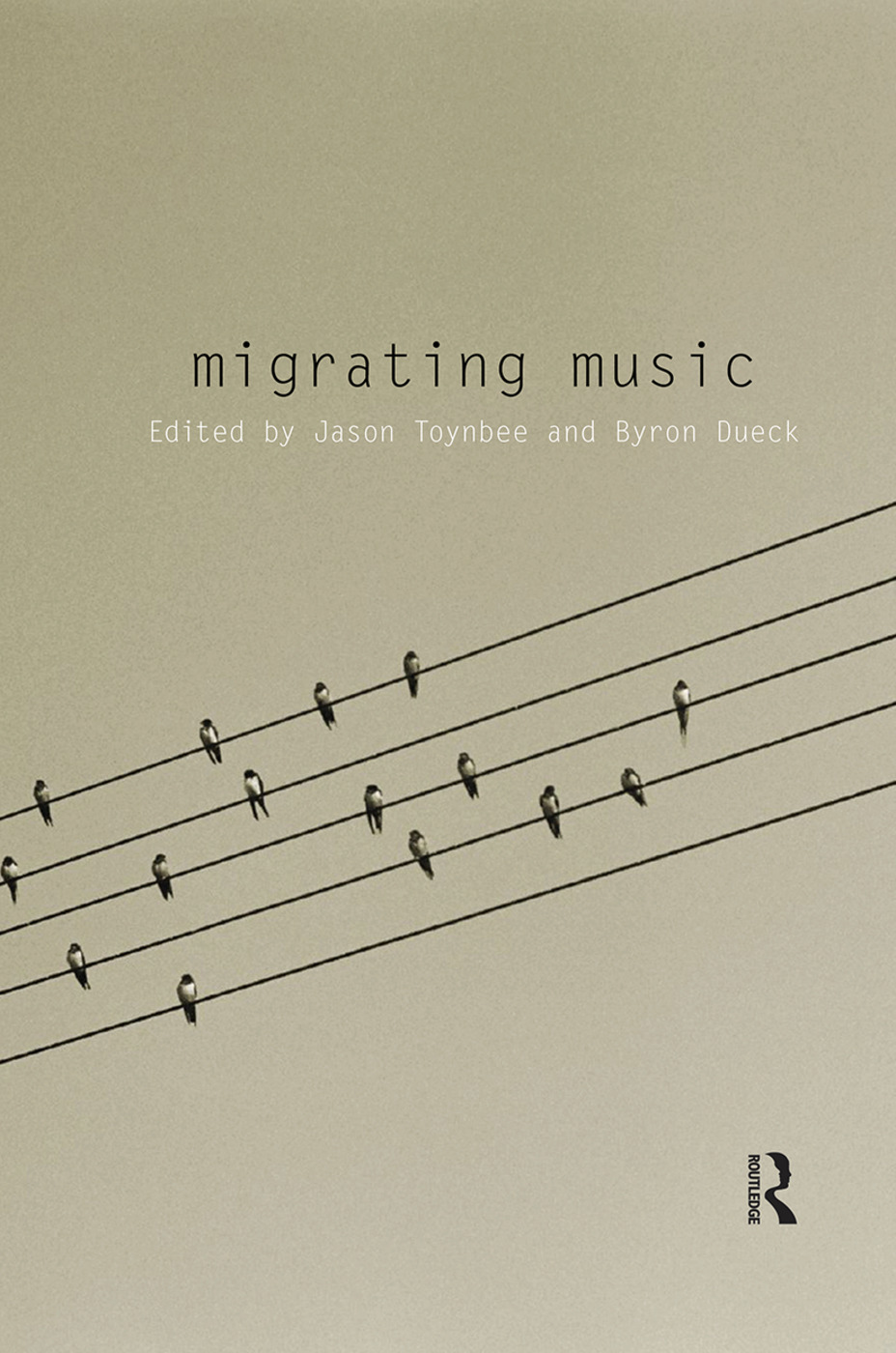 Migrating Music (Paperback) book cover