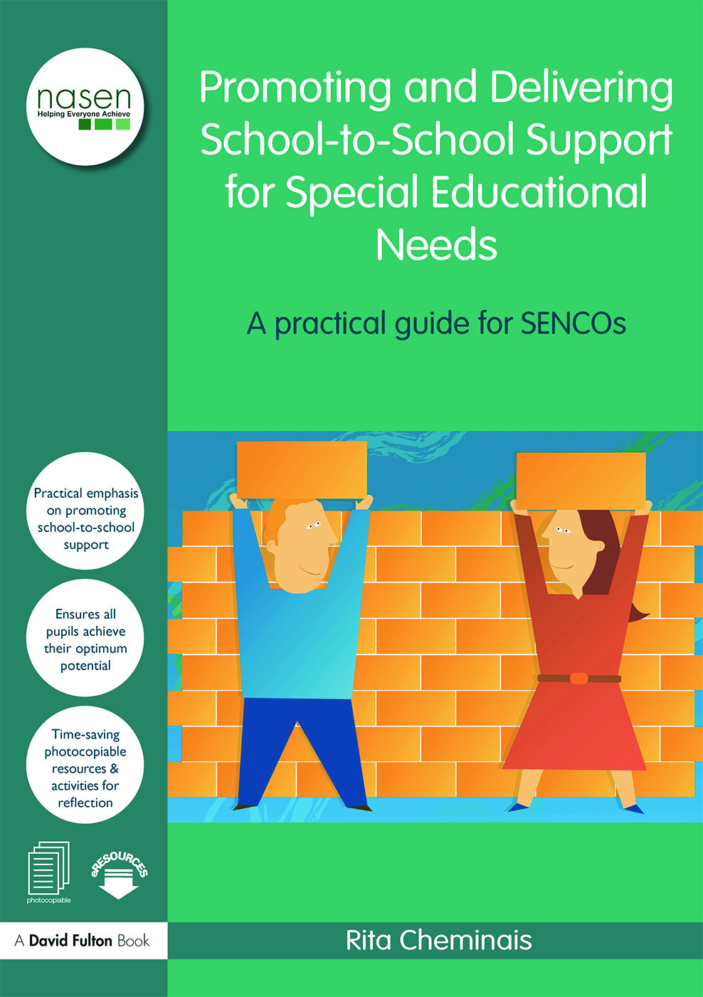 Promoting and Delivering School-to-School Support for Special Educational Needs: A practical guide for SENCOs, 1st Edition (Paperback) book cover