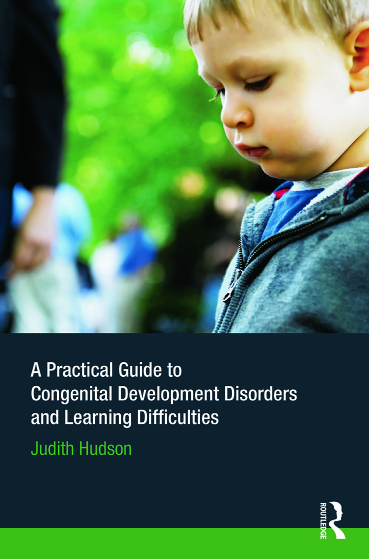 A Practical Guide to Congenital Developmental Disorders and Learning Difficulties: 1st Edition (Paperback) book cover