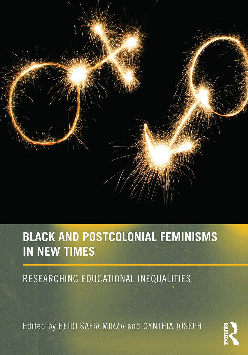 Black and Postcolonial Feminisms in New Times: Researching Educational Inequalities (Paperback) book cover