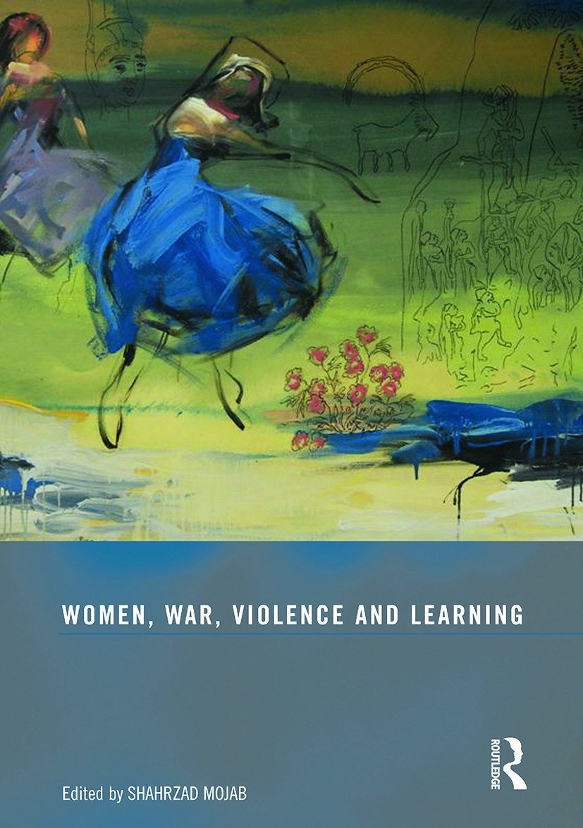 Women, War, Violence and Learning (Paperback) book cover
