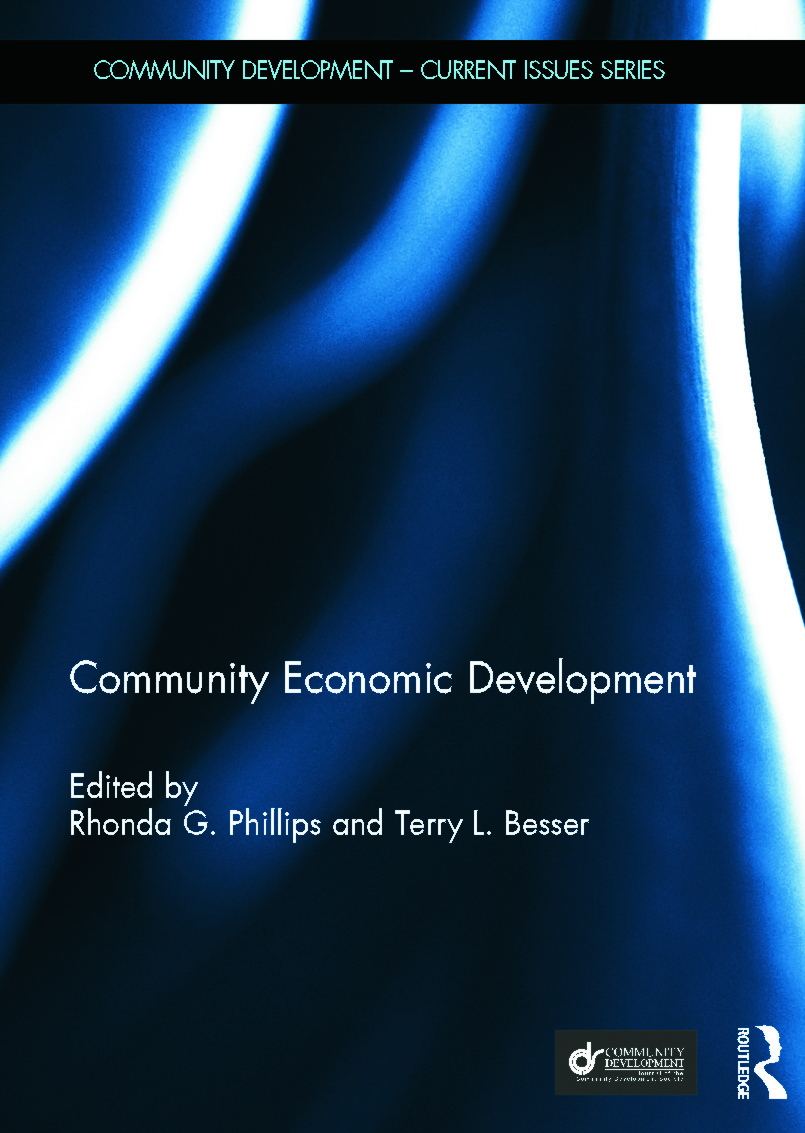 Community Economic Development (Hardback) book cover