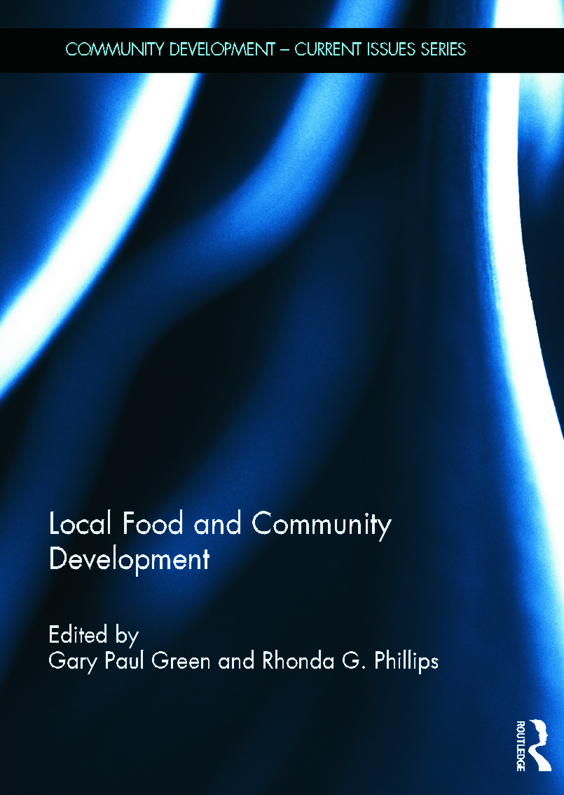 Local Food and Community Development (Hardback) book cover