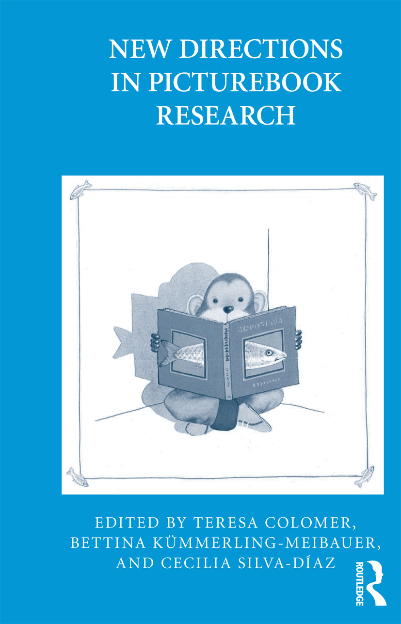 New Directions in Picturebook Research (Paperback) book cover