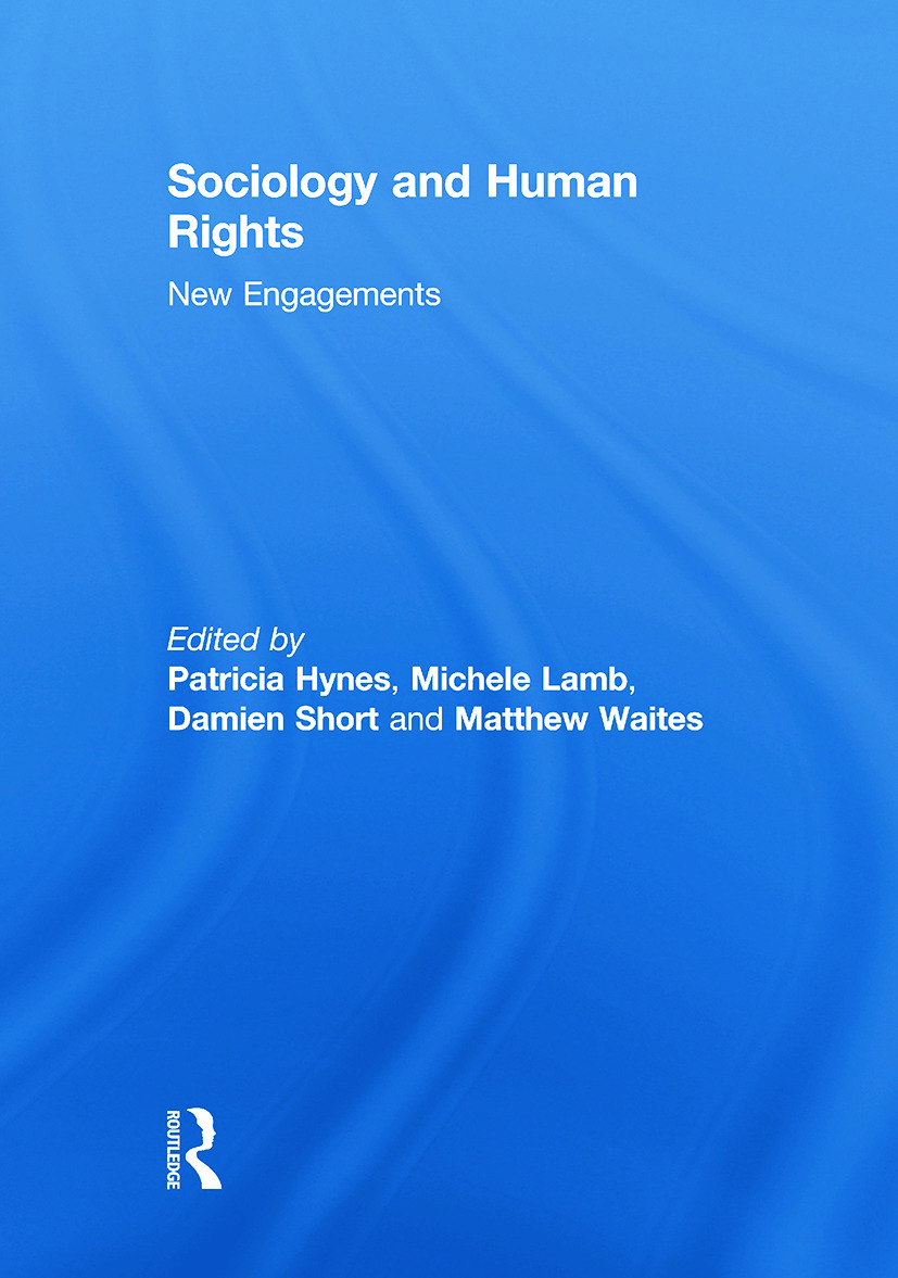 Sociology and Human Rights: New Engagements (Paperback) book cover