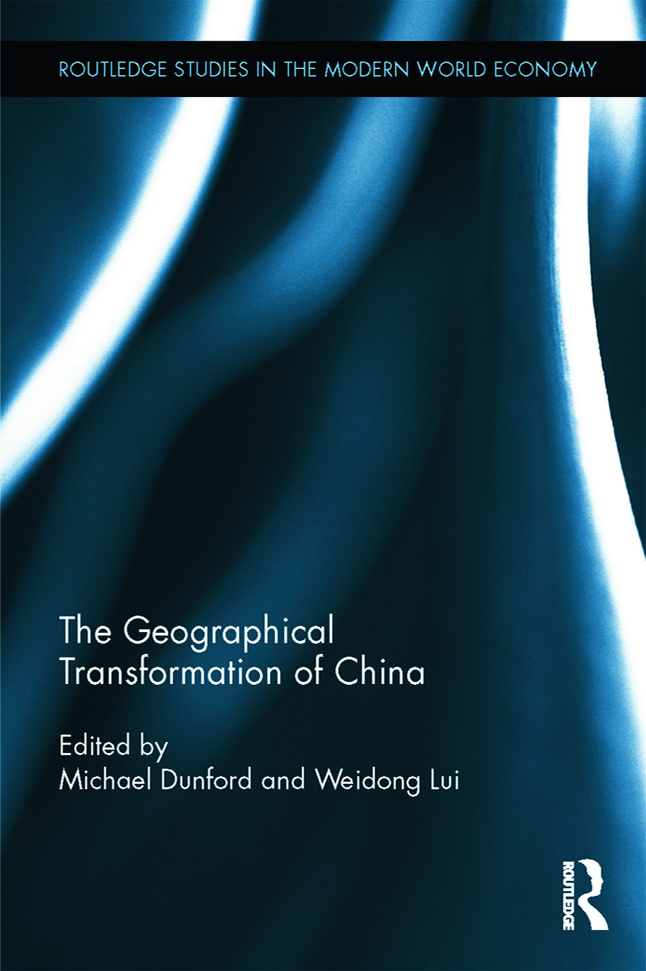 The Geographical Transformation of China (Hardback) book cover