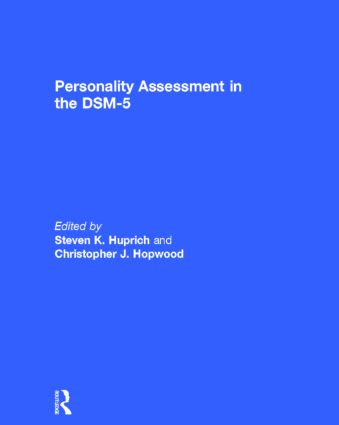 Personality Assessment in the DSM-5 (Hardback) book cover