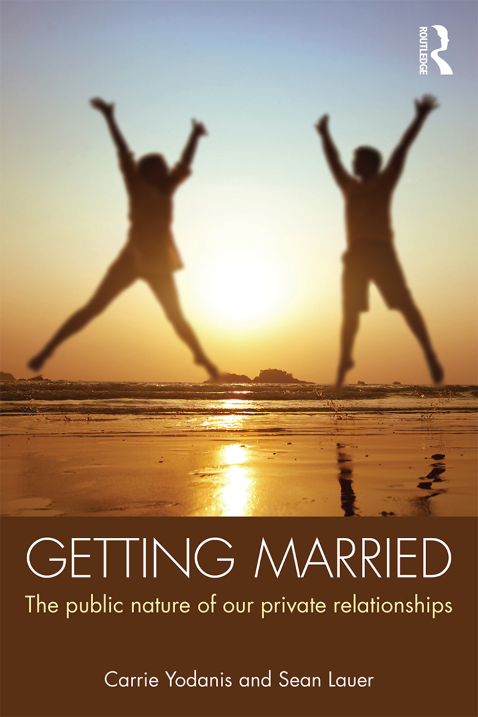 Getting Married: The Public Nature of Our Private Relationships (Paperback) book cover