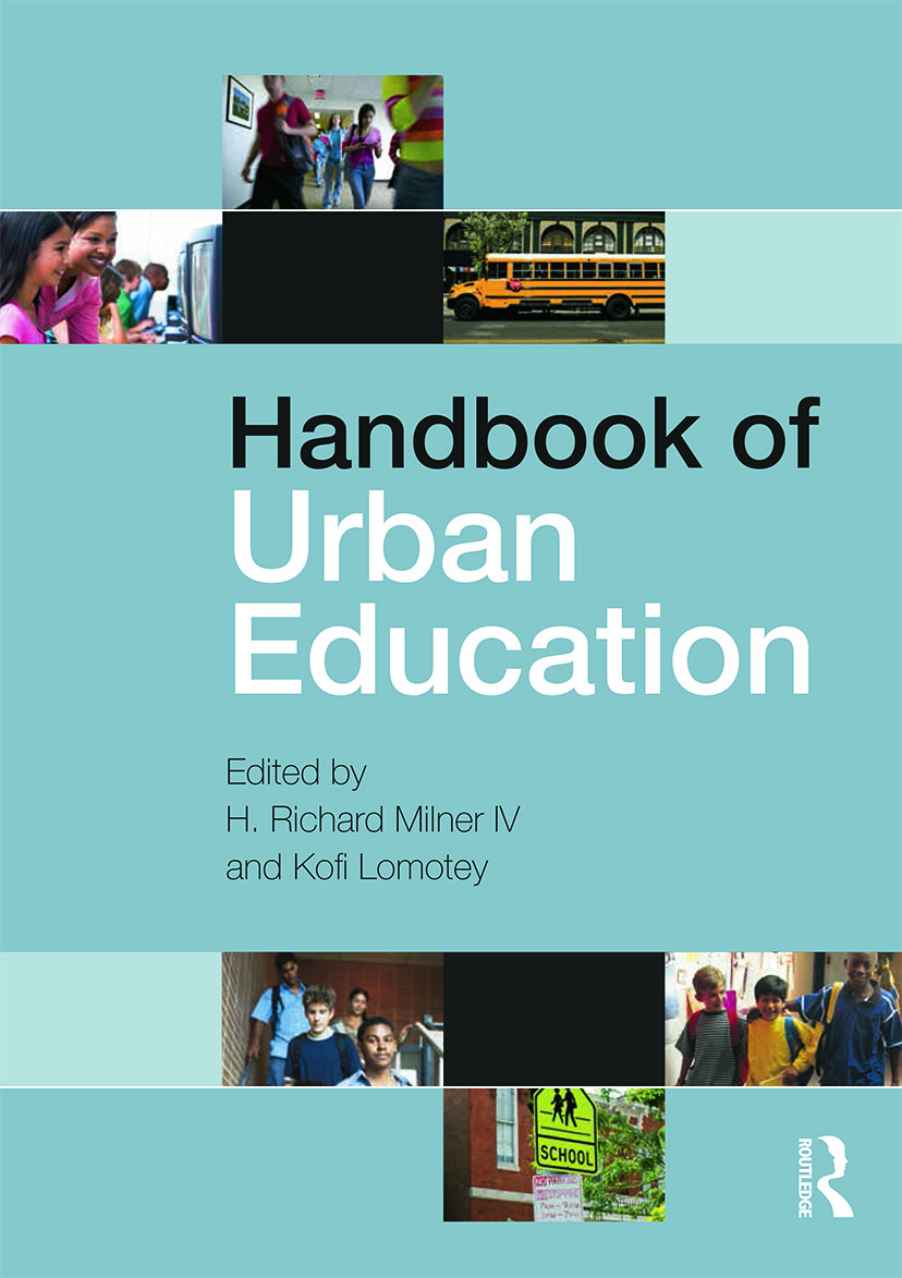 Handbook of Urban Education: 1st Edition (Paperback) book cover