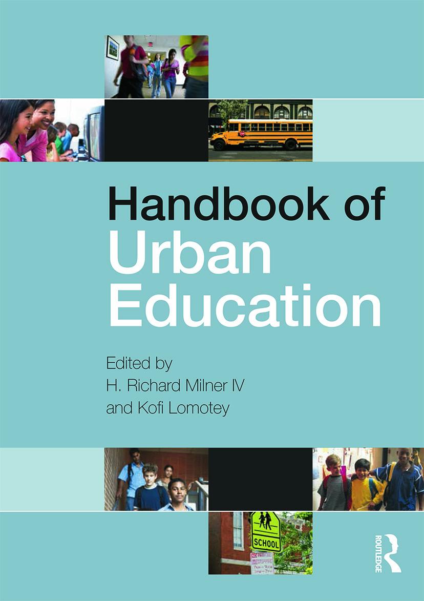 Handbook of Urban Education book cover