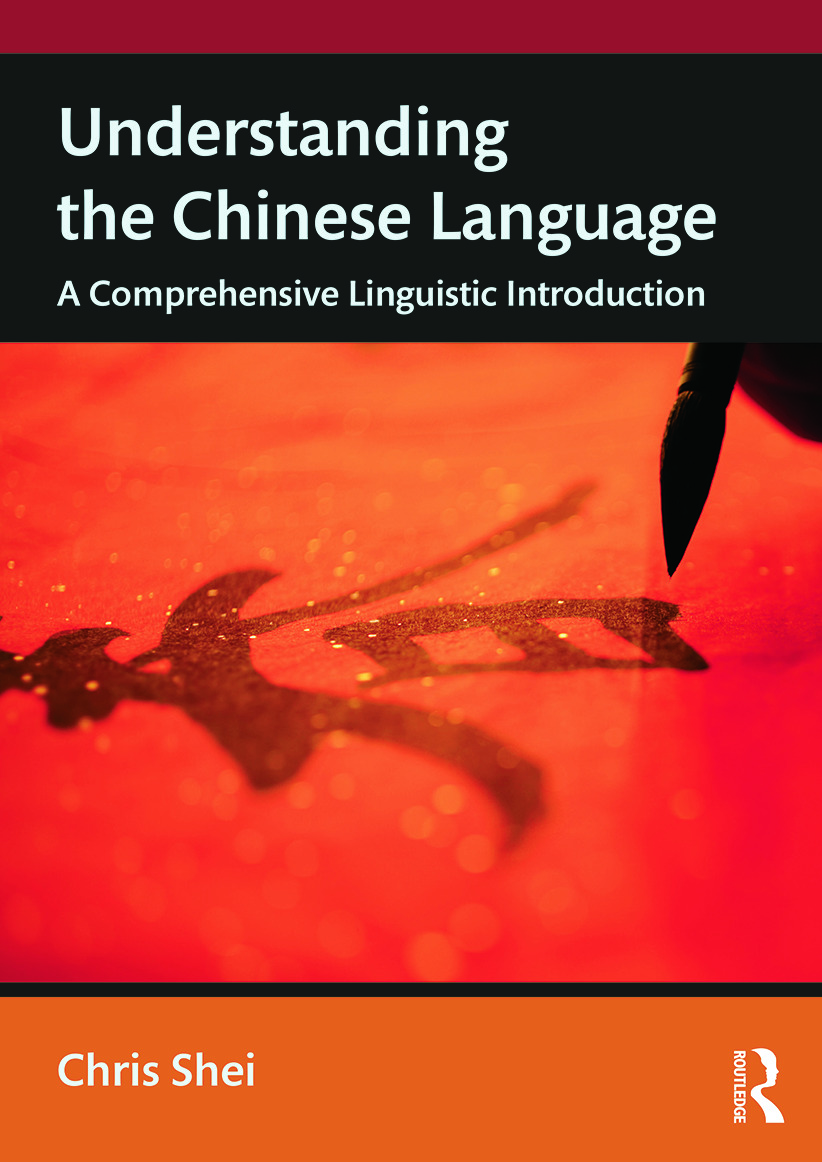 Understanding the Chinese Language: A Comprehensive Linguistic Introduction, 1st Edition (Paperback) book cover