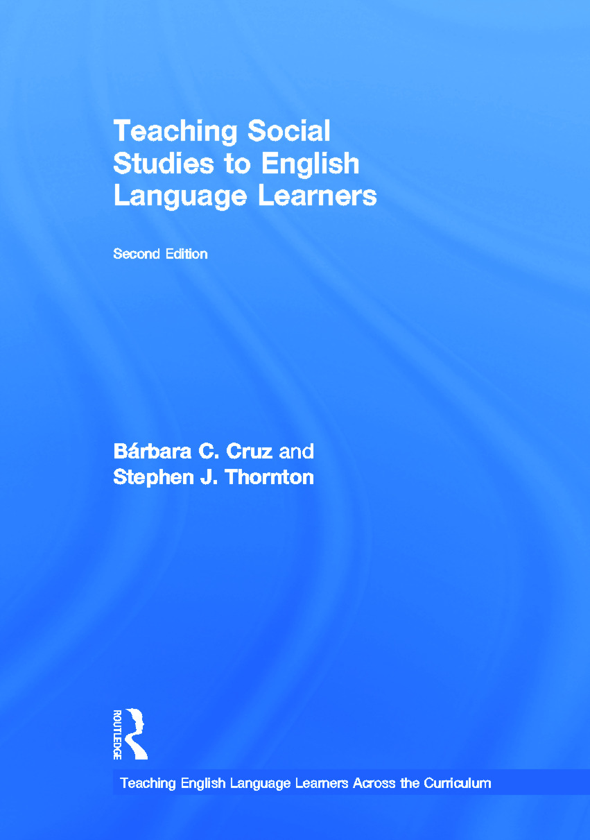 Teaching Social Studies to English Language Learners: 2nd Edition (Hardback) book cover